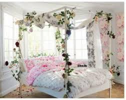 Roses Duvet Cover Emelina Ros King Duvet Cover Set Pink Roses Romantic Wedding