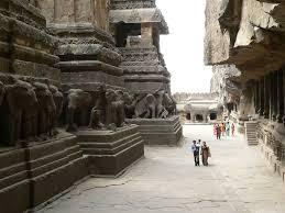 Most Amazing by Amazing Kailash Temple In Ellora Caves Maharashtra India
