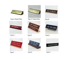 custom office desk signs personalized desk plaques best office name plates custom inside