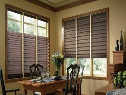 decorating awesome bay windows with ikea window treatments and