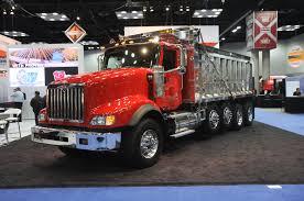 international semi truck the 2015 ntea work truck show photo u0026 image gallery
