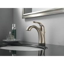 bathroom interesting delta touch faucet for modern bathroom
