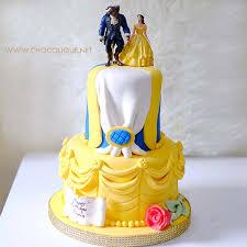 wedding cake kelapa gading beauty and the beast cake chocolique