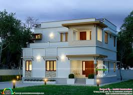 nicely designed modern home kerala home design bloglovin u0027