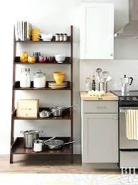 free standing kitchen counter kitchen countertop storage ideas glassnyc co