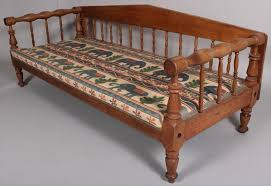 igavel auctions anglo indian daybed late 19th early 20th c l6bd3