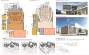 the performing arts center of the future building design