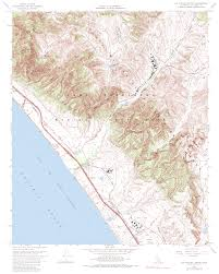 Topographical Map Of Virginia by Topographic Maps Of San Diego County California