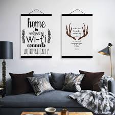 Big Wall Art Compare Prices On Wall Art Quotes Framed Online Shopping Buy Low