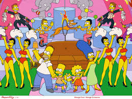 the simpsons family halloween costumes 175 best the simpons couch images on pinterest sofas the