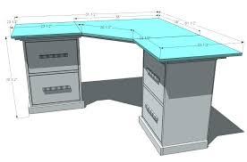 Building An L Shaped Desk L Shaped Computer Desk Plans L Shaped Desk Plans Free Clicktoadd Me