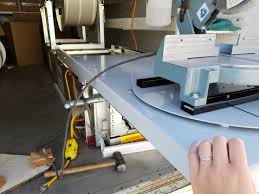 Oliver Table Saw by Fabrication Bliek U0027s Custom Fab Hull Iowabliek U0027s Custom Fab