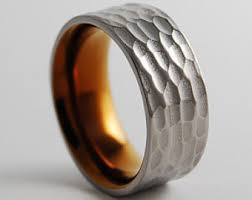 titanium wedding rings dangerous titanium wedding band blue titanium ring titanium ring