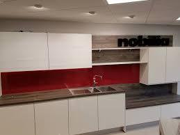 white gloss kitchen doors cheap ex display nobilia handleless kitchen units and worktops in high gloss white pura