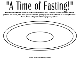 a time of fasting u201d sunday lesson daniel 1 5 8 17