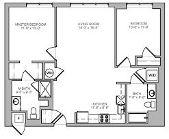 village center floor plans seaside one level condo 2 bedrooms 2 baths 1017 square feet