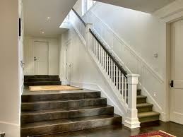 Staining Stair Banister Awesome Stain Concrete Floor Colors Decorating Ideas Images In