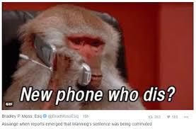 Emerged Meme - bradley p moss tweet julian assange know your meme