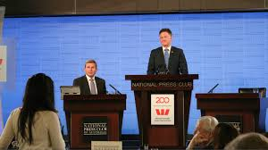 dr michael gannon speech to the national press club australian