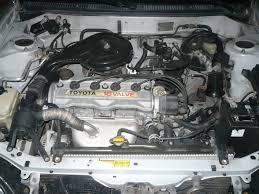 motor de toyota toyota corolla 1998 1 6 xl