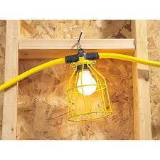 prime 50 outdoor temporary light string 217981 garage tool