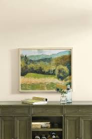 4 ways to hang art above a console how to decorate