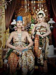 jogja paes ageng a royal javanese wedding dress traditional