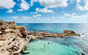 traveling in formentera