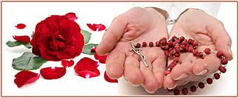 petal rosary to rosaries