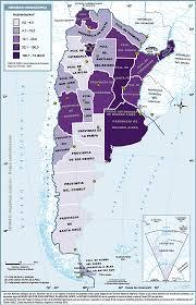 Map Argentina Argentina Maps U2022 El Sur Del Sur