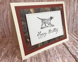 dog birthday card pointer birthday card pointing dog card