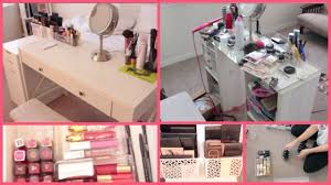 Makeup Vanity Storage Ideas Diy Makeup Vanity Storage Ideas Cheap And Easy Top5star Com