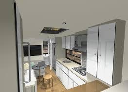 Rv Modern Interior Mcm Design Custom Motorhome Design 2