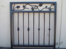 ornamental v m iron works inc in the san jose bay area
