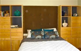 bed solutions for small rooms likable small bedroom interior design cream wooden cabinets beside