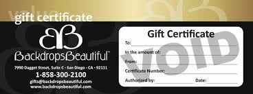 backdrops beautiful backdrops beautiful gift certificates