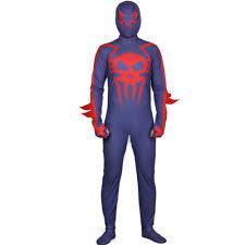 spiderman halloween costumes xcoser spider man 2099 zentai cosplay costume u2013 xcoser costume