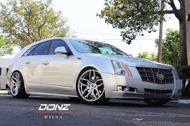 scarface cadillac nick p donz forged wheels