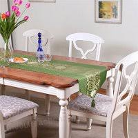 luxury damask table runner accmart luxury damask table runner 78 7 by 12 5 kitchen dining