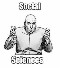 Evil Face Meme - social sciences dr evil air quotes know your meme