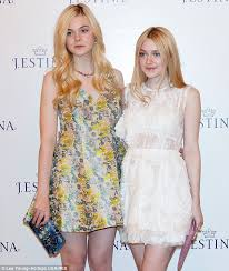 elle fanning 2014 wallpapers photo collection dakota fanning and elle
