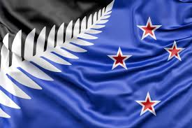 Flag New Zealand Newly Proposed Silver Fern Flag Of New Zealand Free Stock Photo