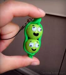 Two Peas In A Pod Charm 2 Peas In A Pod Best Friends Notecards Card Long Distance