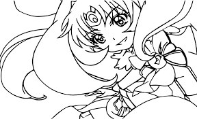 waiting glitter force coloring page wecoloringpage