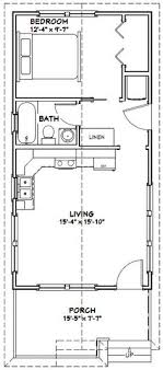floor plans of houses 20x32 tiny house 20x32h4d 640 sq ft excellent floor plans