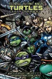 teenage mutant ninja turtles teenage mutant ninja turtles annual 2014 deluxe edition u2013 idw