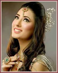 simple eid hairstyles 2017 for girls in pakistan fashioneven
