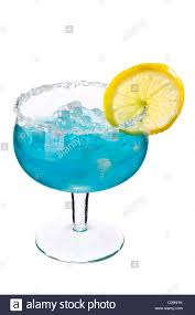 blue cocktails cocktails on white blue margarita stock photo royalty free image