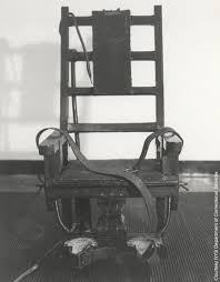 la chaise electrique chaise électrique histoire de invention dinosoria