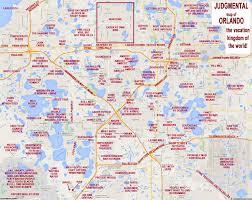 Florida Maps Orlando Florida Map Throughout Fl Roundtripticket Me